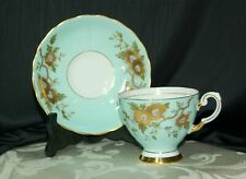 Tuscan Fine Bone China Cup and Saucer Set, Made in England