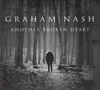 GRAHAM NASH Another Broken Heart 2016 US 2-trk promo CD gatefold sleeve