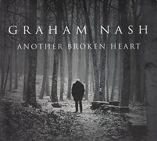 GRAHAM NASH Another Broken Heart 2016 UK 2-trk promo test CD