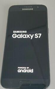 Samsung Galaxy S7 edge SM-G930US - 32GB - Black Onyx (Verizon) Cell Galaxy S7