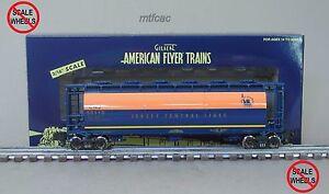 American Flyer (High Rail) 6-48652 Jersey Central CNJ Cylindrical Hopper Car