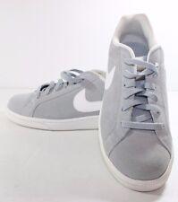 Nike Court Royale Retro Casual Tennis Shoes  Gray/White Men's 9