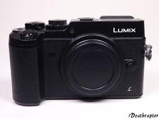 Panasonic Lumix DMC-GX8 Kamera GX8 Body DSLM Digitalkamera 20.3 MP HÄNDLER TOP