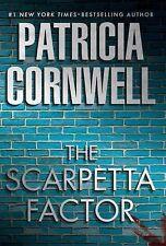 Kay Scarpetta Ser.: The Scarpetta Factor No. 17 by Patricia Cornwell (2009,...