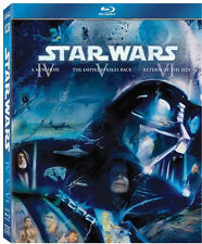 Star Wars: The Original Trilogy (Episodes IV-VI) [1977] [Region Free] (Blu-ray)