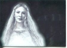 Lord Of The Rings Masterpieces II Silver Foil Chase Card #2 Galadriel