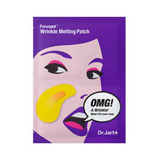 [Dr.Jart] Focuspot Wrinkle Melting Patch - 1pack(5pcs) / Free Gift