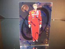 Bill Elliott #94 McDonald's Pinnacle Certified 1997 Card #7