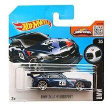 Hot Wheels Blue Card BMW Diecast Racing Cars