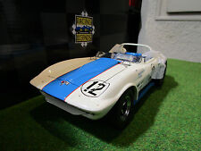 CHEVROLET CORVETTE 1966 GRAND SPORT ROADSTER 1/18 EXOTO 18031 voiture cabriolet