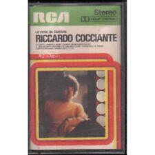 Riccardo Cocciante MC7 Le Cose Da Cantare / RCA Sigillata NK 33182