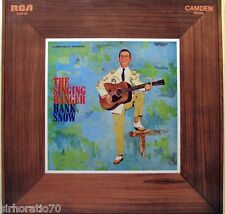 HANK SNOW The Singing Ranger LP - Mono