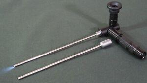 PISTOL Bore Scope for Gunsmith, Pistol detail inspection.