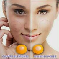 40g Face Base Foundation Three-color Oil Control Makeup Pore Primer E9X1