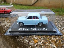 ALFA ROMEO GIULIETTA 1956 SCALA 143