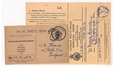 BB228 1948 GB National Insurance Card {samwells-covers}PTS