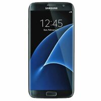 Samsung Galaxy S7 Edge Unlocked AT&T Verizon T-Mobile Sprint 32GB SM-G935