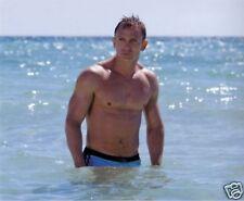 Daniel Craig James Bond GREAT Swim 10x8 Photo