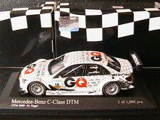 MERCEDES C CLASS #16 DTM 2009 TEAM GQ AMG MARO ENGEL MINICHAMPS 400093816 1/43