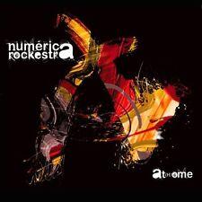 NUMERICA ROCKESTRA - AT(H)OME - 12 TITRES - 2011 - CD NEUF NEW NEU