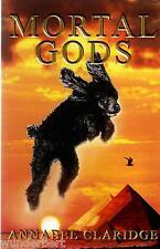 *y- MORTAL gods - Annabel CLARIDGE  tb  (2008)  englisch   signiert
