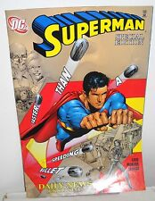 #3527 Daily News Exclusive DC Superman Special Edition Comic Book