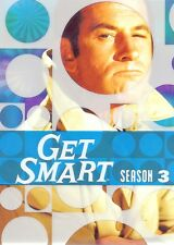 Don Adams: Get Smart Season 3  All 26 Eps BRAND NEW, BUT UNSEALED! Region 1