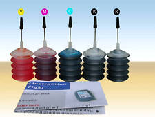 Universal Bulk Ink Refill Kit for HP Canon Brother Lexmark Dell 5x30ml
