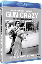 GUN CRAZY (Blu ray) - El Demonio de las armas - Joseph H. Lewis - Peggy BLURAY