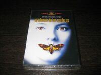 Il Silencio De Los Agnelli DVD Jodie Foster Anthony Hopkins Sigillata Nuovo