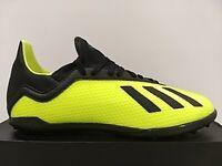 Youth Adidas Kids X Tango 18.3 Turf TF Soccer Shoe (Solar Yellow) DB2423*