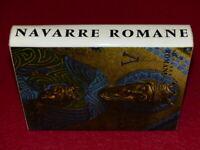 """[ZODIAQUE ART ROMAN] NAVARRE ROMANE Collection  """"La Nuit des Temps"""".-26 1967"""