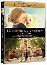 """DVD """"LA FEMME DU GARDIEN DE ZOO""""    NEUF SOUS BLISTER"""