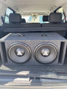 12 inch subwoofers jl audio