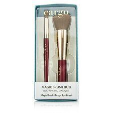 Cargo Cosmetics Magic Brush Duo: Magic Brush; Magic Eye Brush + Makeup Sponge