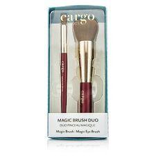 Cargo Cosmetics Magic Brush Duo: Magic Brush; Magic Eye Brush + Makeup Sponge