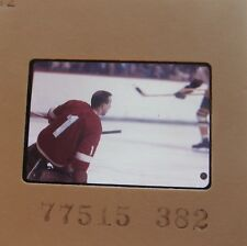ROGER CROZIER Detroit Red Wings Buffalo Sabres Capitals ORIGINAL SLIDE 20