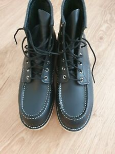 Red Wing Moc Toe Wie Neu US 12 (46)