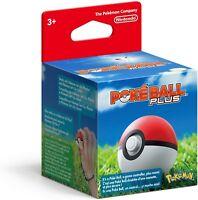 Poke Ball Plus for Pokemon Let's Go * Pikachu & Eevee Switch Game Nintendo Poké