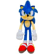 "Sonic the Hedgehog - Sonic Large Plush 22"" Inches Tall Pillow Plush SEGA NEW"