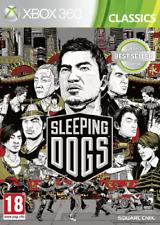 Sleeping Dogs (Microsoft Xbox 360 2013)