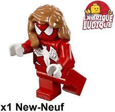 Lego - Figurine Minifig Super Heroes Spider man Spider Girl SH273 76057 NEUF