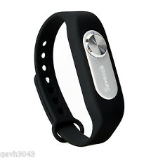 Fashion Wristband Wareable Mini 8GB USB Spy Pen Digital Voice Recorder