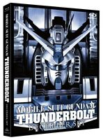 New MOBILE SUIT GUNDAM THUNDERBOLT December Sky Bluray Blu-ray Japan