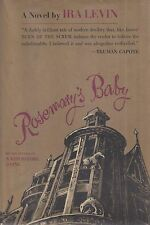 "IRA LEVIN ""Rosemary's Baby"" (1967) SIGNED First Printing EXTRAORDINARILY RARE"