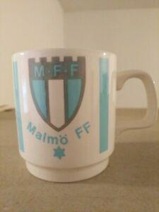 Malmo MFF Soccer Futbol Mug Collectible