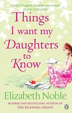 Things I Want my Daughters to Know by Elizabeth Noble RRP $27.50
