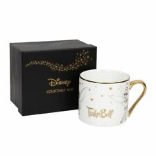 Disney Bone China Mug Classic Collectable Design Gift Boxed - Tinkerbell