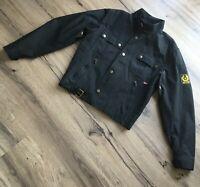 Belstaff Tourmaster Trophy Jacket, ähnlich Gangster schwarz, Grösse L bzw. 50