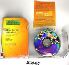 Microsoft Office Famille Et Etudiant 2007